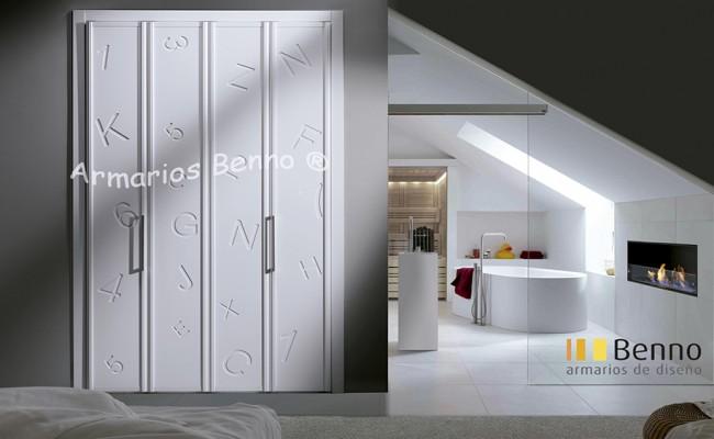 Serie Classic 115 – Perfil Blanco Panel Pantografiado