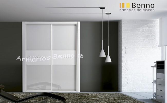 Serie Elite 125 – Perfil Blanco Panel Combinado especial tablero Bubble
