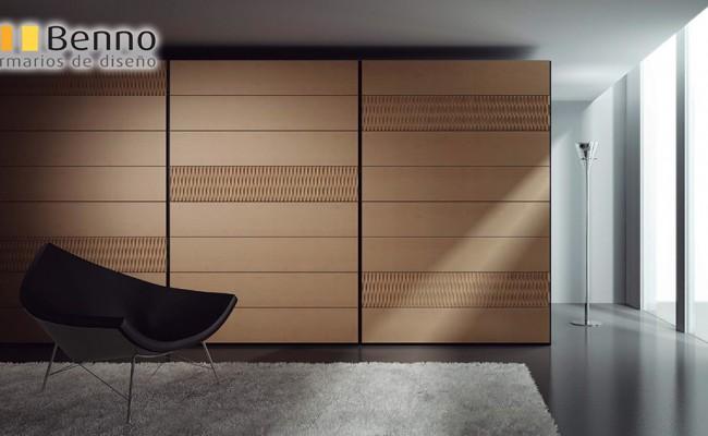 Serie Milenium 129 – Perfil Negro Paneles combinado especial
