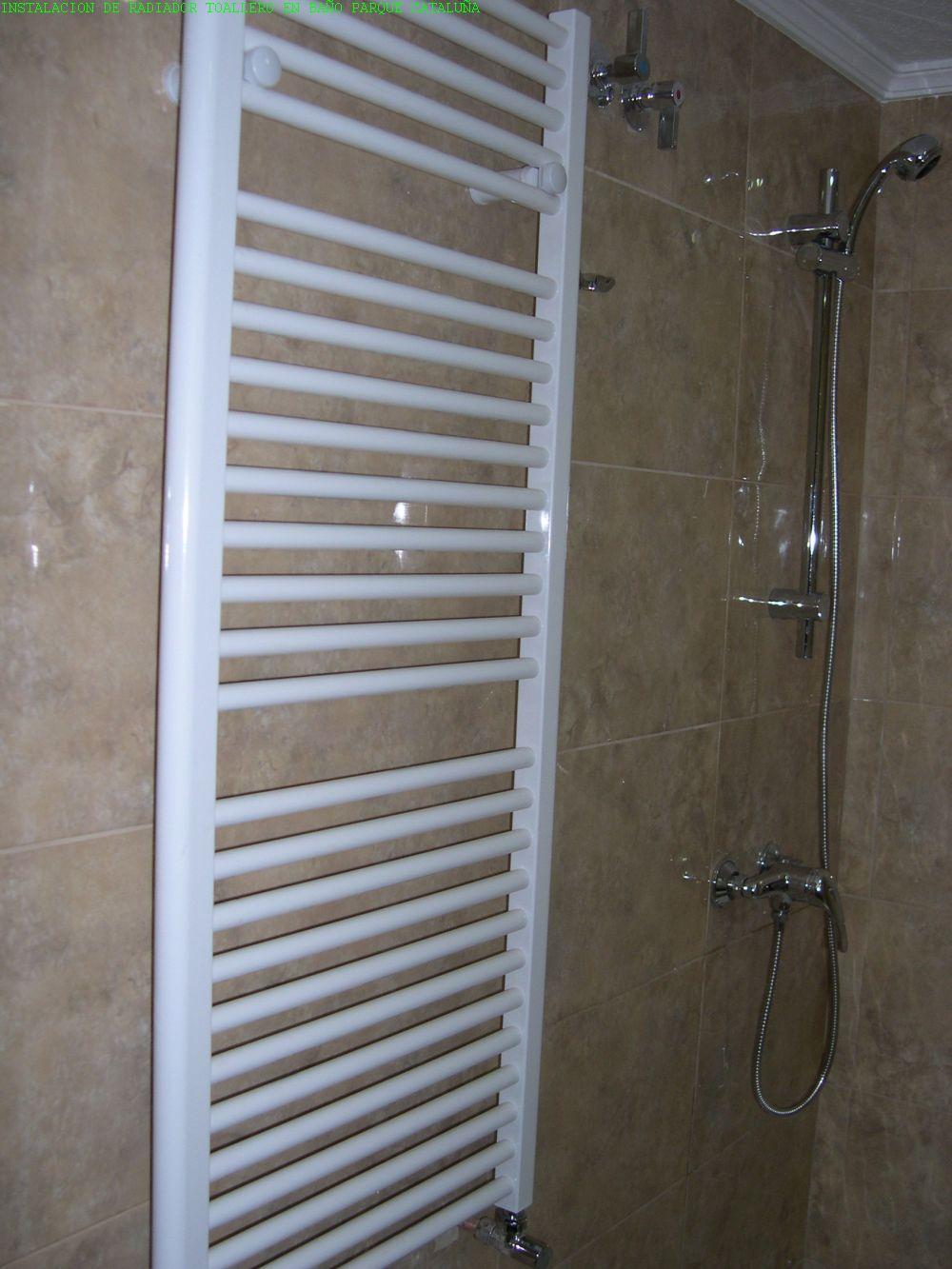 Suministro e instalacion radiador toallero - Purgar radiador toallero ...