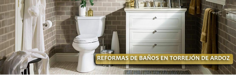 reformas de baños en torejon de ardoz