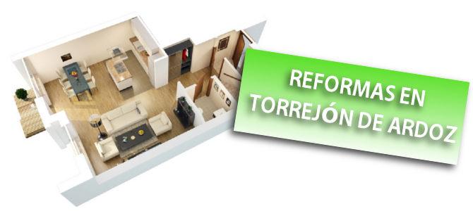 reformas de viviendas en torrejon de ardoz