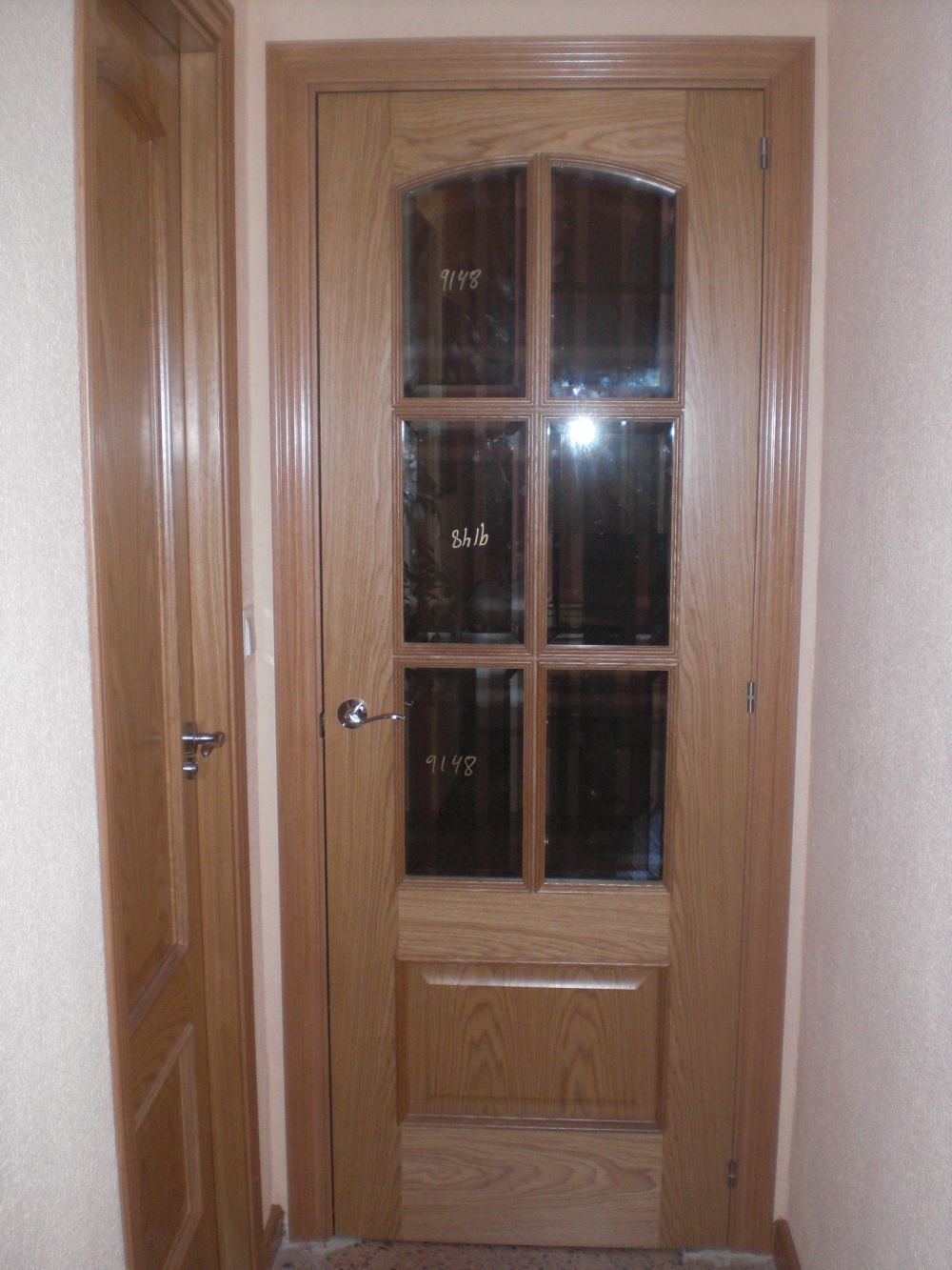 Pintura e instalaci n de puertas de interior en vivienda - Pintura para puertas ...