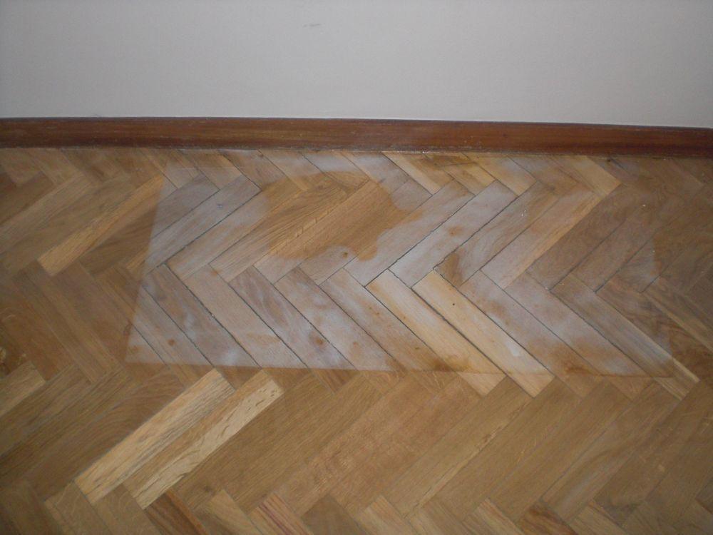 Pintura acuchillado y barnizado de parquet piso en arturo - Pintura para parquet ...