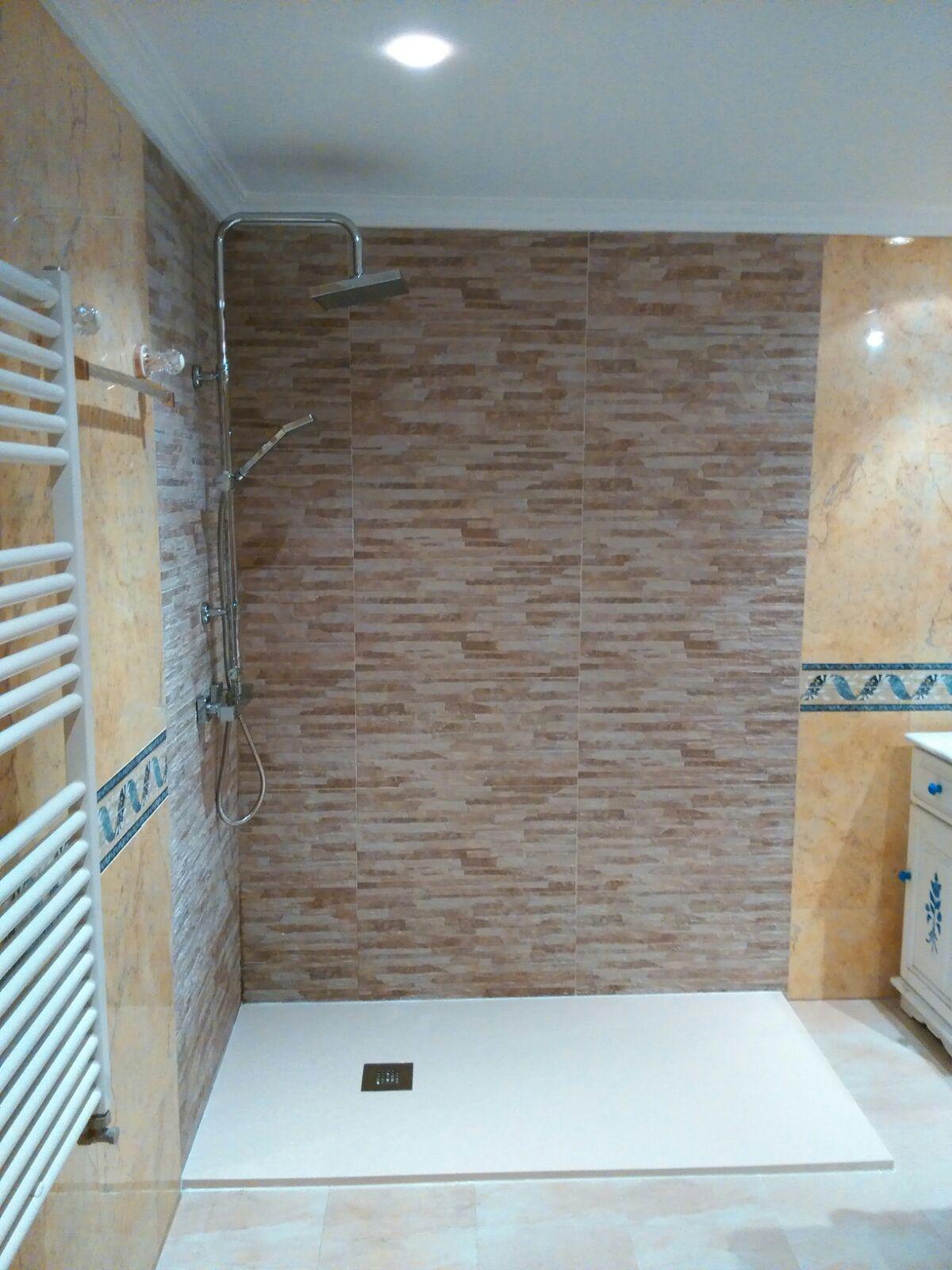Cambio ba era por plato de ducha refor go - Cambio de banera por plato de ducha sin obras ...